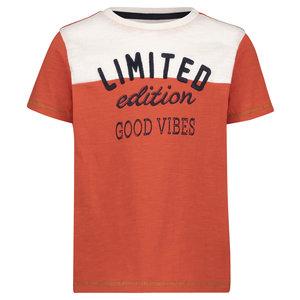 NOPPIES jongens t-shirt paprika jamesburg