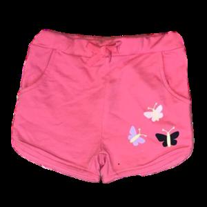 NAME IT meisjes  korte broek camellia rose