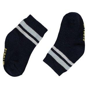 Quapi jongens sokken dark blue xylon