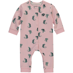 Quapi meisjes jumpsuit fairy tale pink tiger xavie