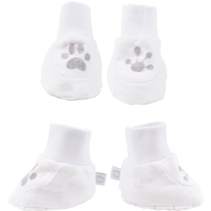 Frogs and Dogs jongens schoenen white