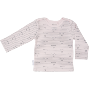 Frogs and Dogs meisjes longsleeve pink
