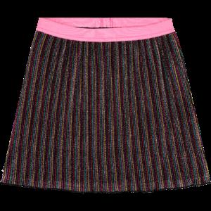 Quapi Quapi meisjes rok multi colour lurex angie
