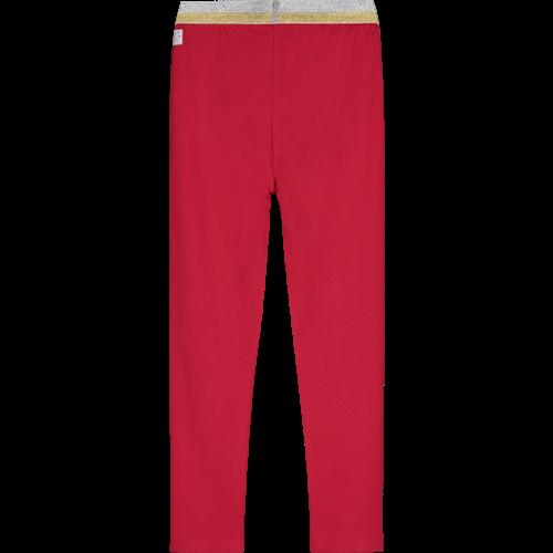 Quapi Quapi meisjes legging cherry red annebel