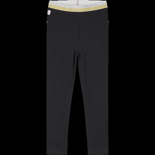 Quapi Quapi meisjes legging dark grey annebel