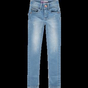 RAIZZED meisjes jeans light blue stone chelsea