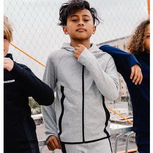 RAIZZED jongens vest grey melee ottowa
