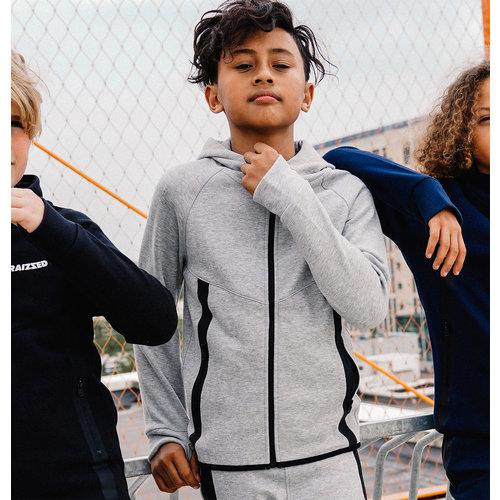 RAIZZED RAIZZED jongens vest grey melee ottowa