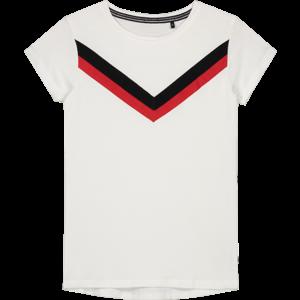 LEVV meisjes t-shirt white