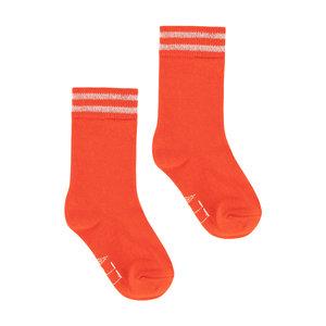 LEVV meisjes sokken fiery red