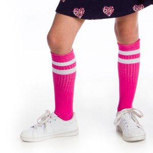 O'Chill meisjes kniekousen pink