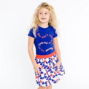 O'Chill meisjes jurk multi color joella