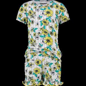 VINGINO meisjes pyjama set bright yellow wana