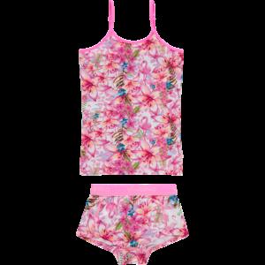 VINGINO meisjes ondergoed set neon pink tropical