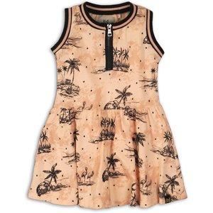 KOKO NOKO meisjes jurk blush