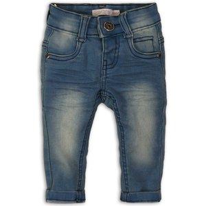 DIRKJE BABYKLEDING jongens jeans broek blue jeans