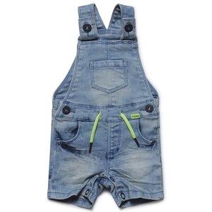 DIRKJE BABYKLEDING jongens tuinbroek blue jeans