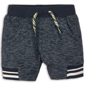 DIRKJE BABYKLEDING jongens korte broek navy melange