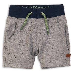 KOKO NOKO jongens korte broek grey melange