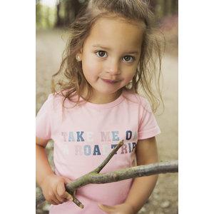 KOKO NOKO meisjes t-shirt pink