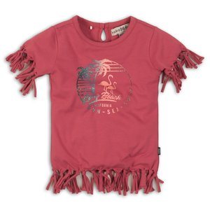 KOKO NOKO meisjes t-shirt cassis