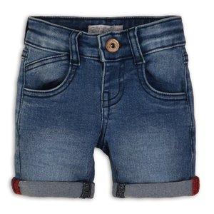 DIRKJE BABYKLEDING jongens korte broek blue jeans
