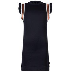 RETOUR DENIM DE LUXE meisjes jurk marine jolanda