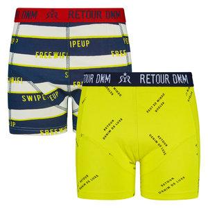 RETOUR DENIM DE LUXE jongens onderbroek bright yellow raymond
