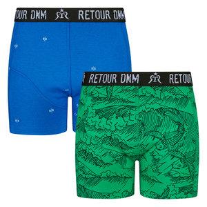 RETOUR DENIM DE LUXE jongens onderbroek mint green yari