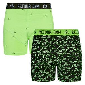 RETOUR DENIM DE LUXE jongens onderbroek neon green enrico
