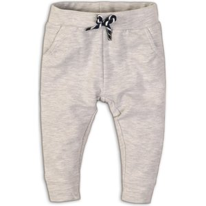 DIRKJE BABYKLEDING meisjes joggingbroek light grey melee