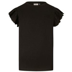 RETOUR DENIM DE LUXE meisjes t-shirt black hanna