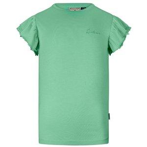 RETOUR DENIM DE LUXE meisjes t-shirt misty green hanna