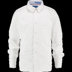 VINGINO jongens overhemd real white lamont