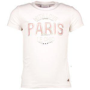 LE CHIC meisjes t-shirt off white