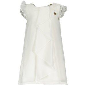 LE CHIC meisjes jurk off white