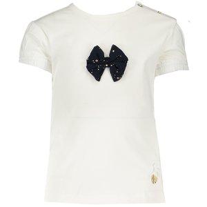 LE CHIC meisjes t-shirt off white