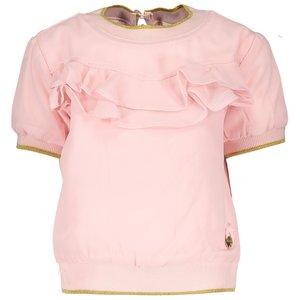 LE CHIC meisjes top pretty in pink