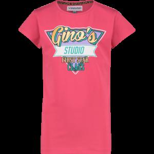 VINGINO meisjes t-shirt power pink hainy