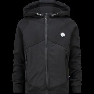 VINGINO jongens vest deep black oltian