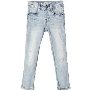 NAME IT jongens jeans light blue denim