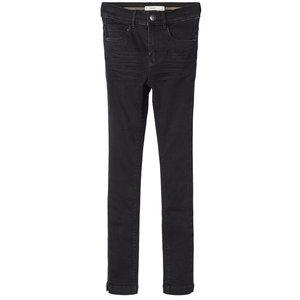 NAME IT meisjes skinny fit jeans polly black denim