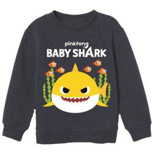 NAME IT jongens trui dark sapphire baby shark