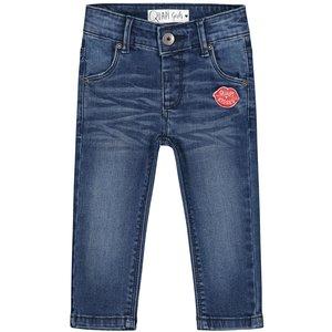 Quapi meisjes jeans blue denim belinda