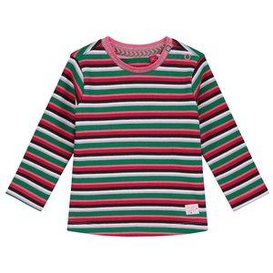 Quapi meisjes longsleeve multi color stripe bellero