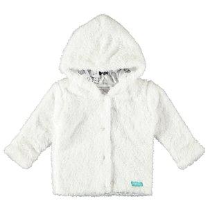 BAMPIDANO jongens teddy vest white