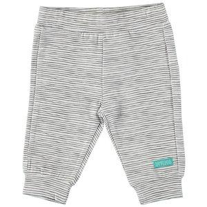 BAMPIDANO jongens broek black/white stripe