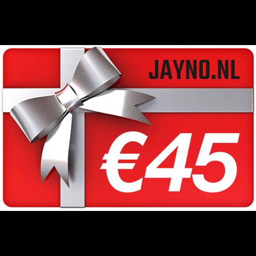 cadeaubon €45
