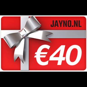 cadeaubon €40