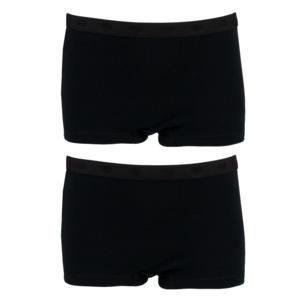 FUNDERWEAR meisjes 2-pack ondergoed black
